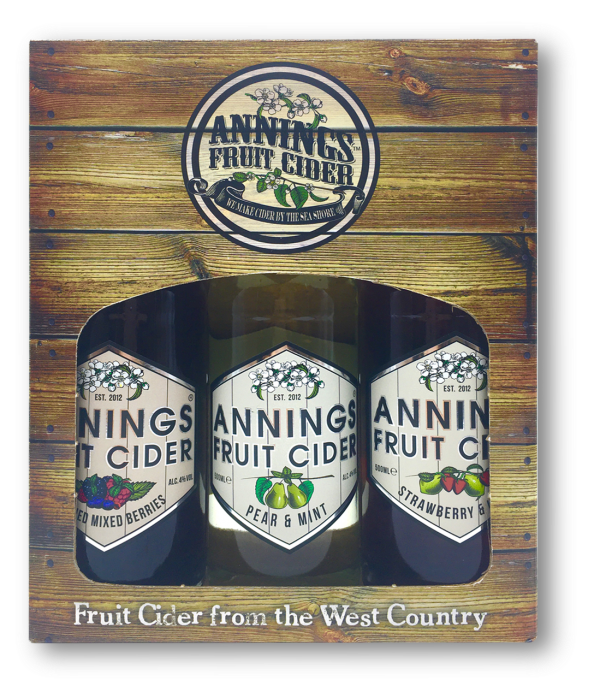 Annings Cider Gift Box