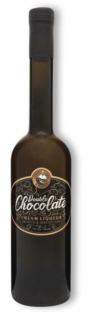 Double Chocolate Cream Liqueur