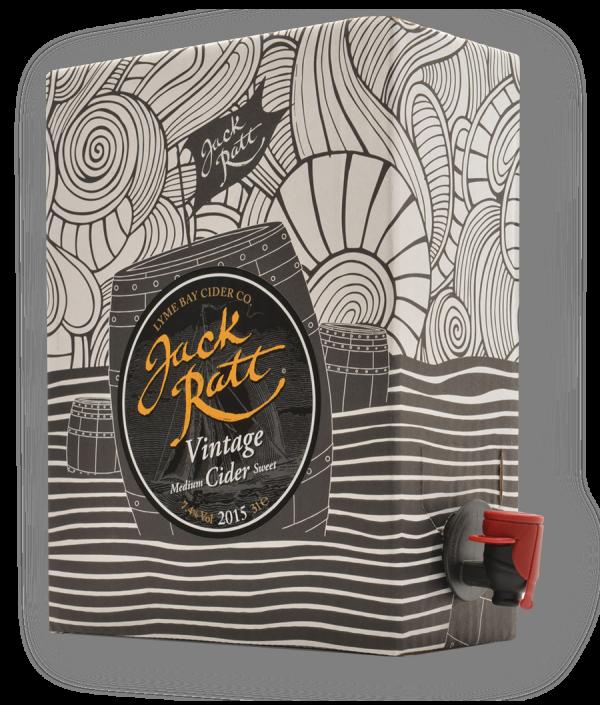Jack Ratt Vintage Cider Box