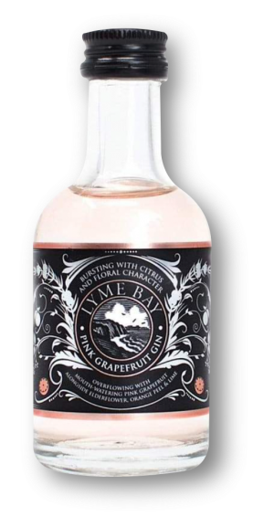 Pink Grapefruit mini gin